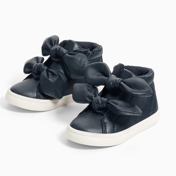 ZARA baby girl shoes - size 6.5 US